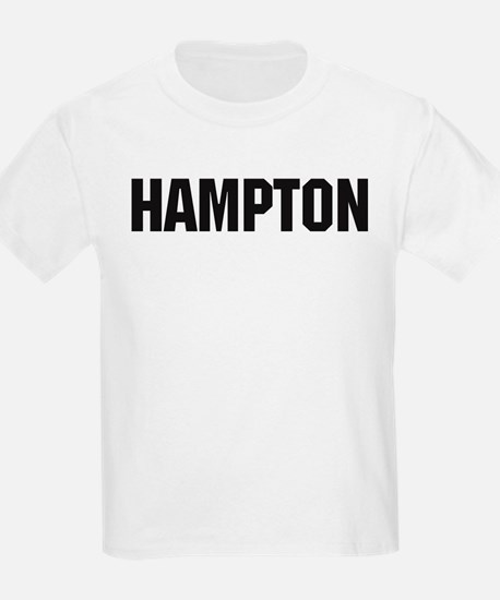 Hampton, Virginia Kids T-Shirt