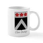 2-clanDickey coat with name BWR 4-2010 origin Mugs