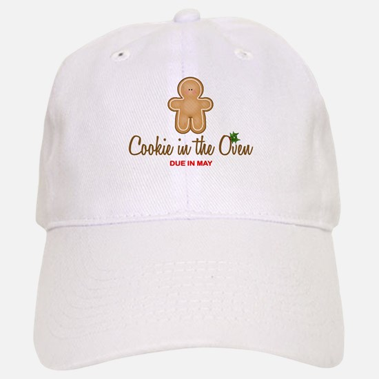 Due May Cookie Baseball Baseball Cap