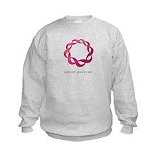 Breastcancer.org Kids Sweatshirt