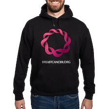 Breastcancer.org Hoodie (dark)