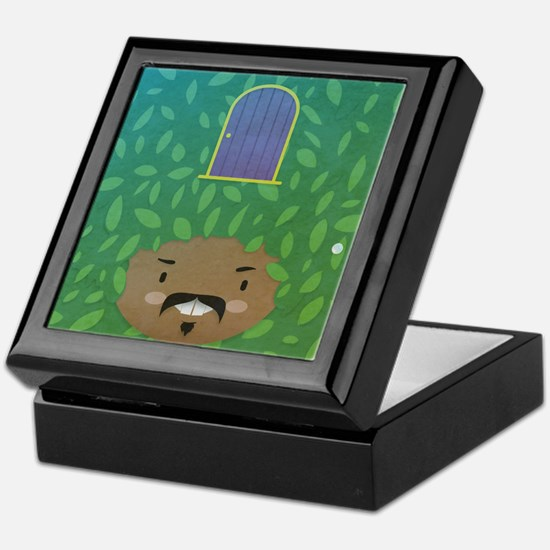 Cute Mighty boosh Keepsake Box