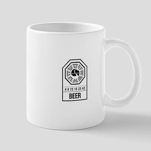LOST Dharma Beer Mug