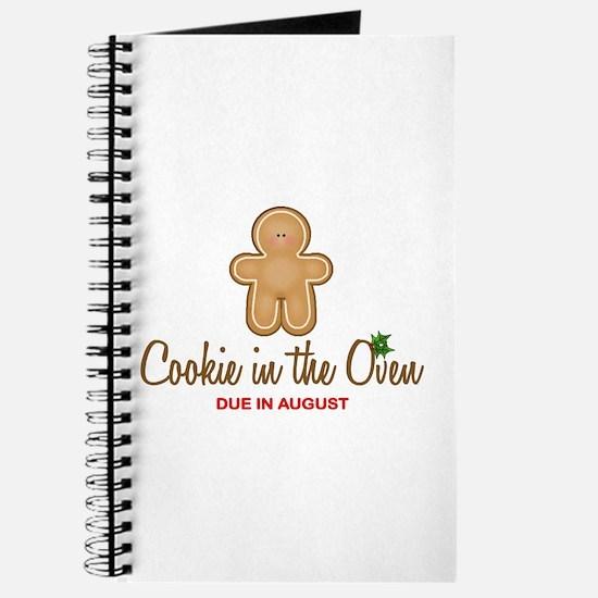 Due August Cookies Journal