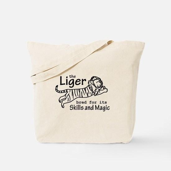 Liger - NapoleonTote Bag