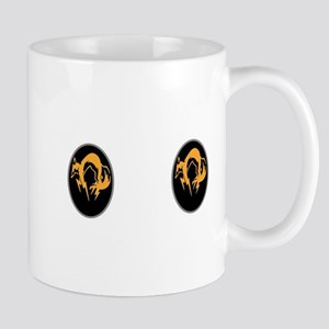 foxhound2 Mugs