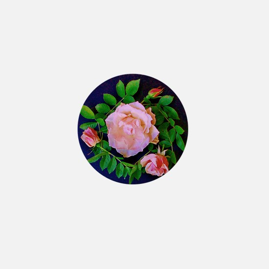Funny Latina Mini Button