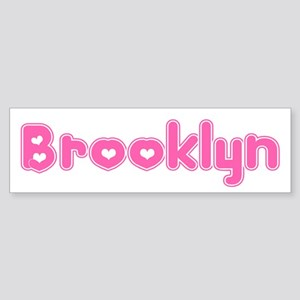 """Brooklyn"" Bumper Sticker"