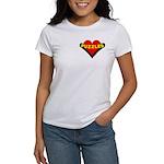 Puzzles Heart Women's T-Shirt