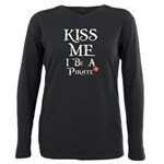 Kiss Me I Be A Pirate T-Shirt