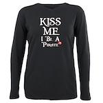 Kiss Me I Be A Pirate T-Shirt