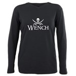Jolly Roger Wench T-Shirt
