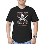 Drinking Rum Before Noon Makes You A Pirate T-Shir
