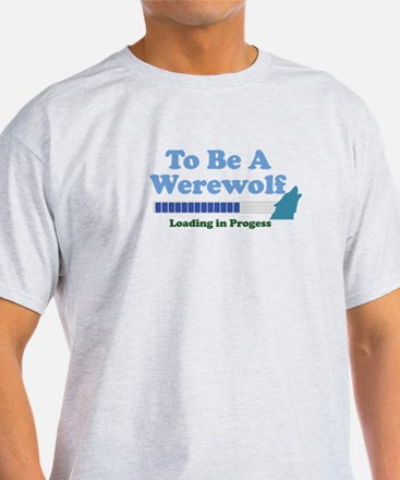 Team Werewolf T-Shirt