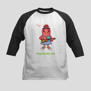 Tina Kids Baseball Jersey