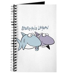 Sherman & Megan with Logo Journal
