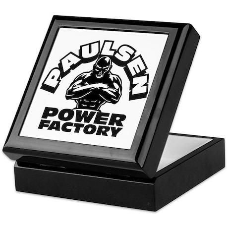 Paulsen Power House Keepsake Box