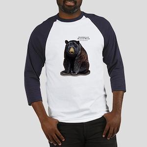 American Black Bear Baseball Jersey