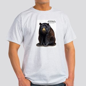 American Black Bear Light T-Shirt