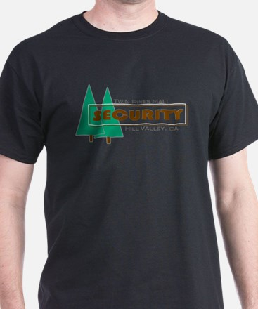 Twin Pines Mall - Security T-Shirt