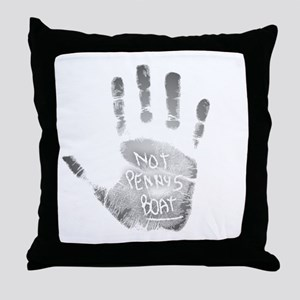 LOST Not Pennys Boat Throw Pillow