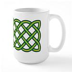 Celtic Knot Large Mug
