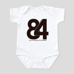 1984 Orwell Big Brother Infant Bodysuit