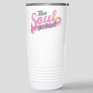 Soul Patrol Vintage Stainless Steel Travel Mug