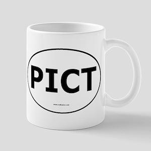 PICT Mug