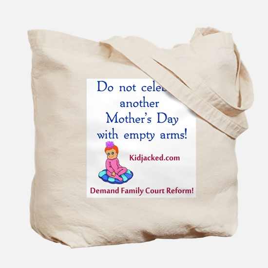 2010 Mother's Day Rally Tote Bag