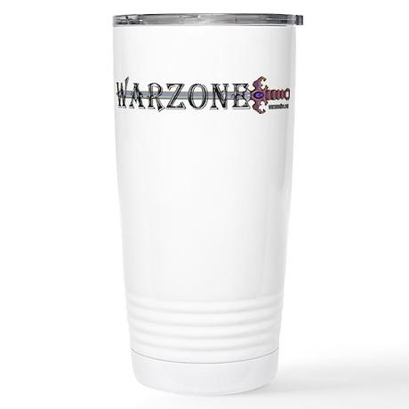 WarzoneFive Stainless Steel Travel Mug