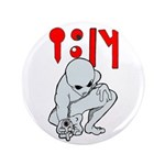 """Wanted Poster Alien 3.5"""" Button (100 pack)"""