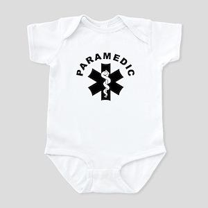 Paramedic Star Of Life Infant Bodysuit