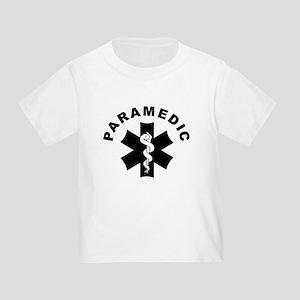 Paramedic Star Of Life Toddler T-Shirt