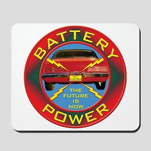 Battery Power Mousepad