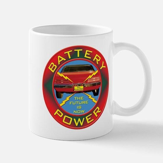 Battery Power Mug