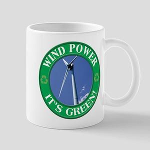 Clean and Green Mug