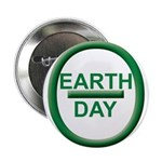 "Earth Day 2.25"" Button"