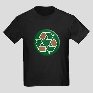 Wear the Green Kids Dark T-Shirt