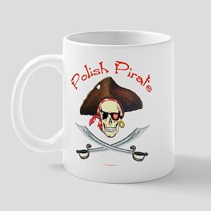 Polish Pirate Mug
