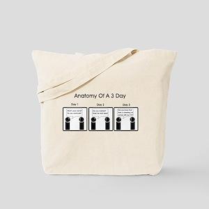Inflight Gossip Tote Bag