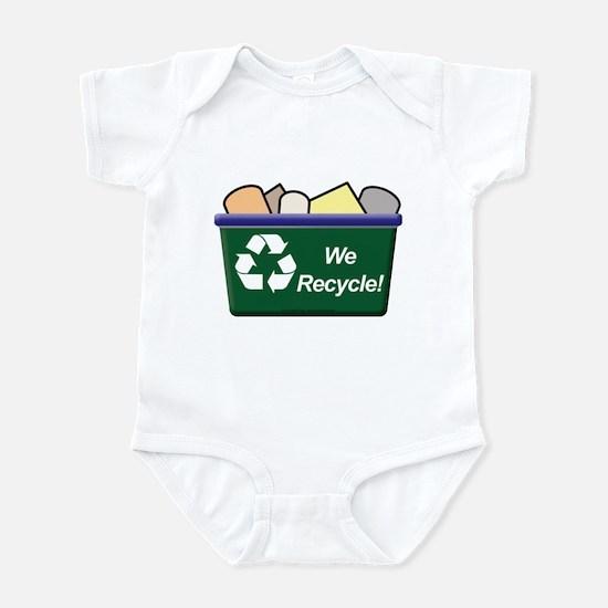 We do it Infant Bodysuit