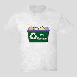 We do it Kids Light T-Shirt