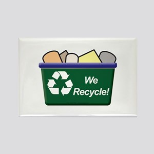 We do it Rectangle Magnet (10 pack)