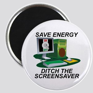Save energy Magnet