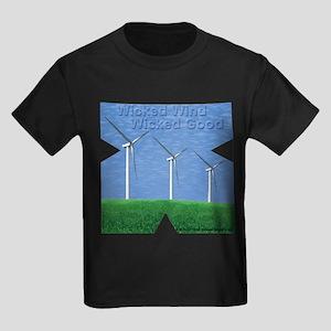 Wicked Wind Kids Dark T-Shirt