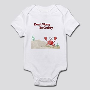 Be Crabby Infant Bodysuit