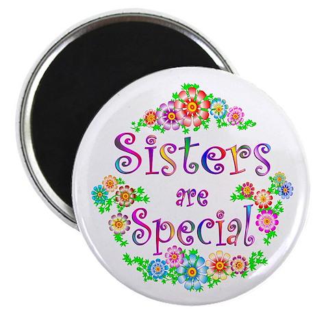 "Sister 2.25"" Magnet (10 pack)"