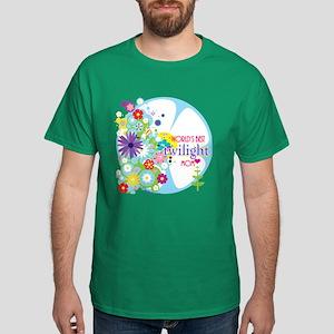 World's Best Twilight Mom Dark T-Shirt