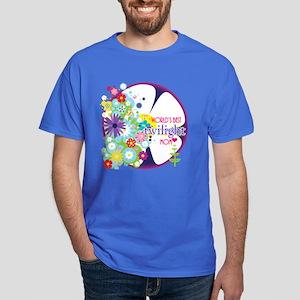 World's Best Twilight Mom Purple Dark T-Shirt